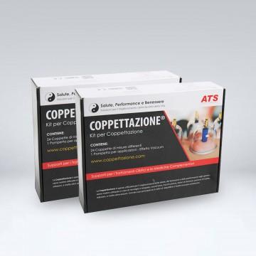 Mix 2 x Kit Coppette 24