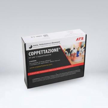 Kit 24 Coppette