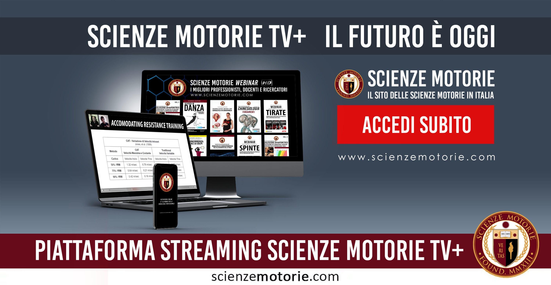 Scienze Motorie TV+. Il FUTURO è OGGI | Scienze Motorie